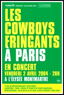 Cowboys Paris