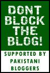Don't block the blog